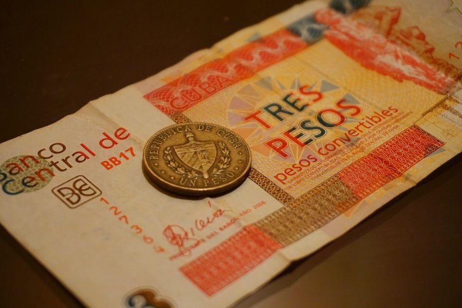 cuban peso cuba currency