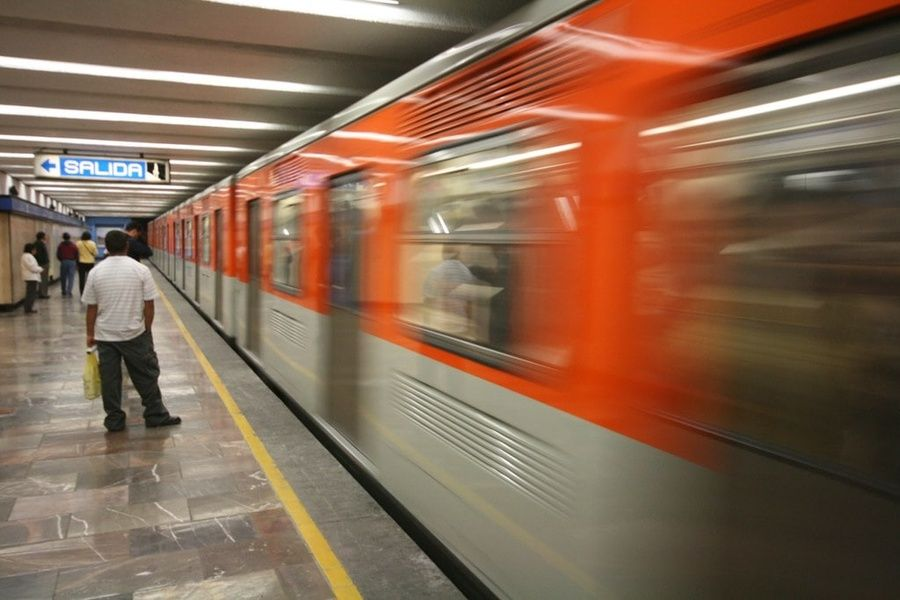 Use the Mexico City metro to get to all the great things to do in Mexico City