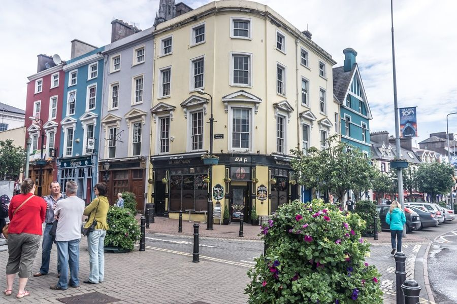 Cobh is one of the best towns to visit in Ireland