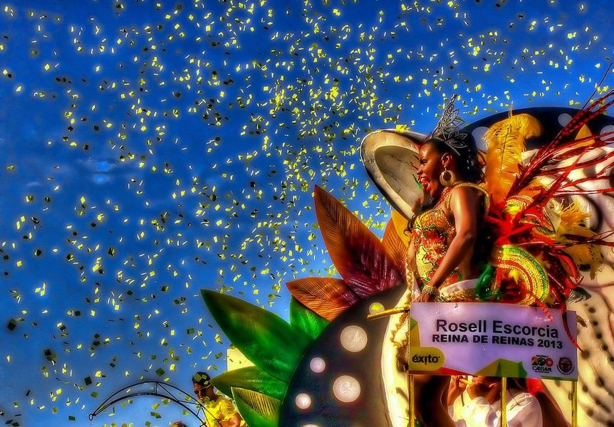 Barranquilla Carnival Things to Do in Colombia