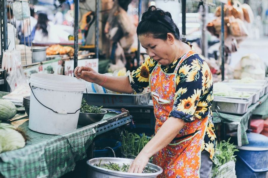 Is Thailand safe? Yes, and the street food is generally safe to eat