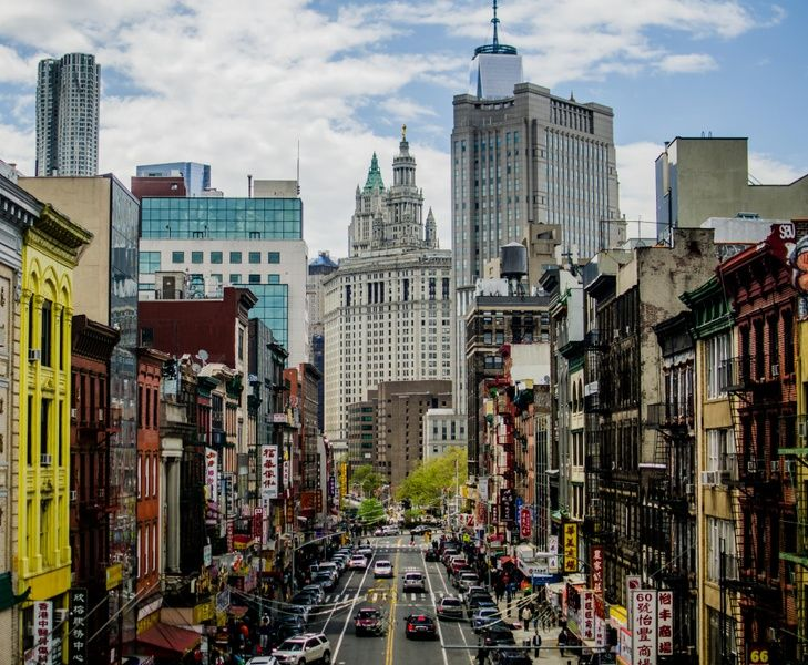 There's lots to see in Downtown Manhattan, making it a great place to stay