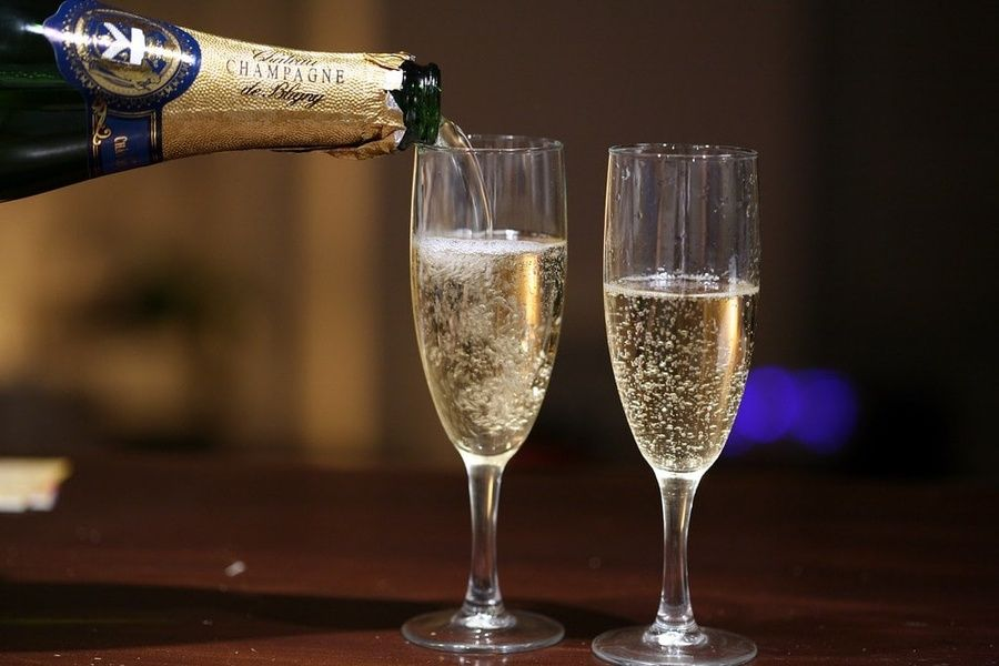 Drinking champagne in Champagne is a great thing to do in France