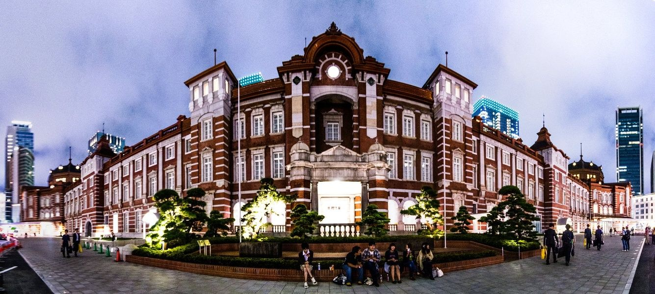 A visit to Tokyo Station is a must if you only have 3 days in Tokyo