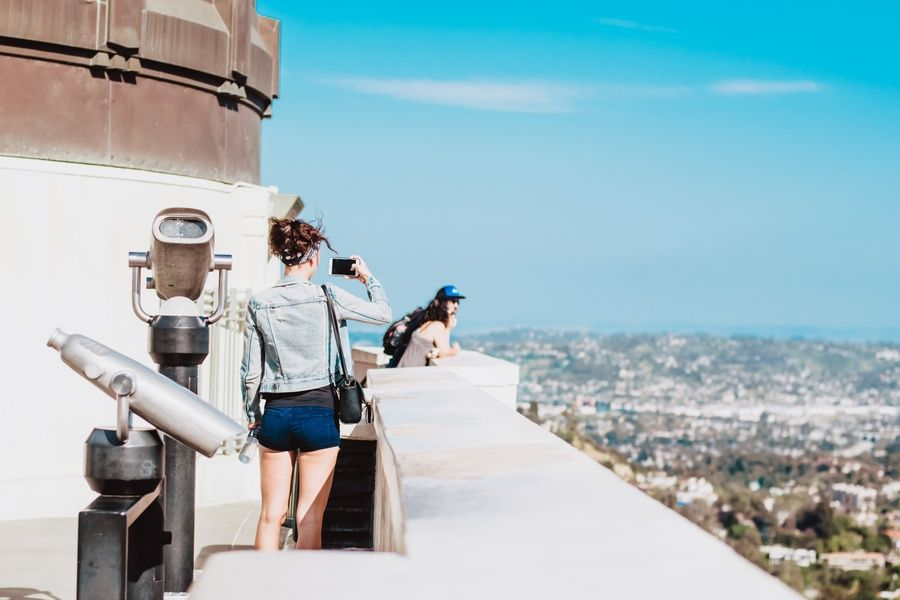 A frequently asked question about Los Angeles concerns the best time to visit. It's great all year round!