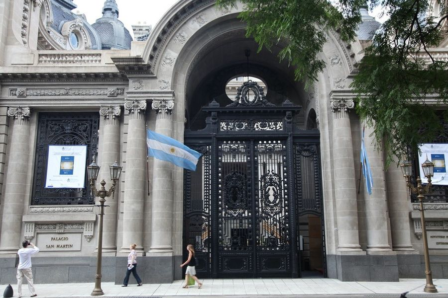 Where to stay in Buenos Aires? Retiro