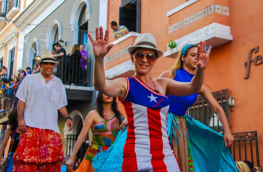 San Sebastian Festival Unique things to Do in Puerto Rico