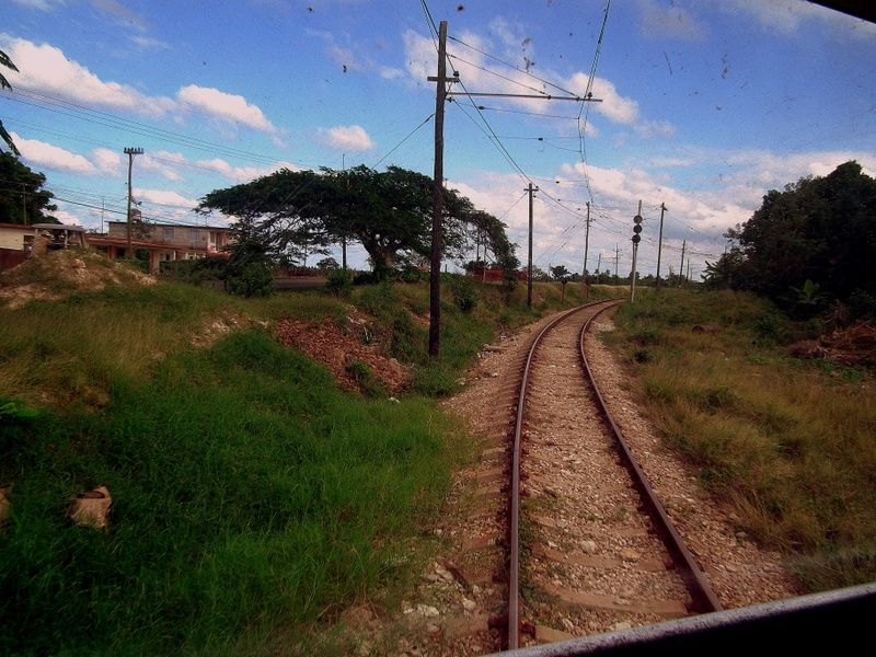 Hersey Cuba railway