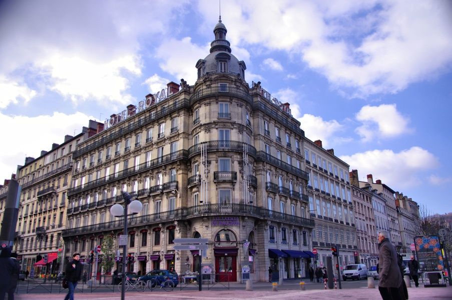 Lyon is one of the best places to stay in France