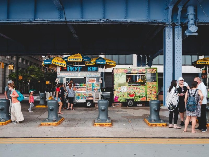 Food Carts Things to Do in NYC