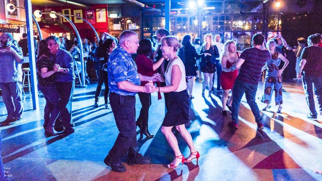 Mambo Cuban Dances