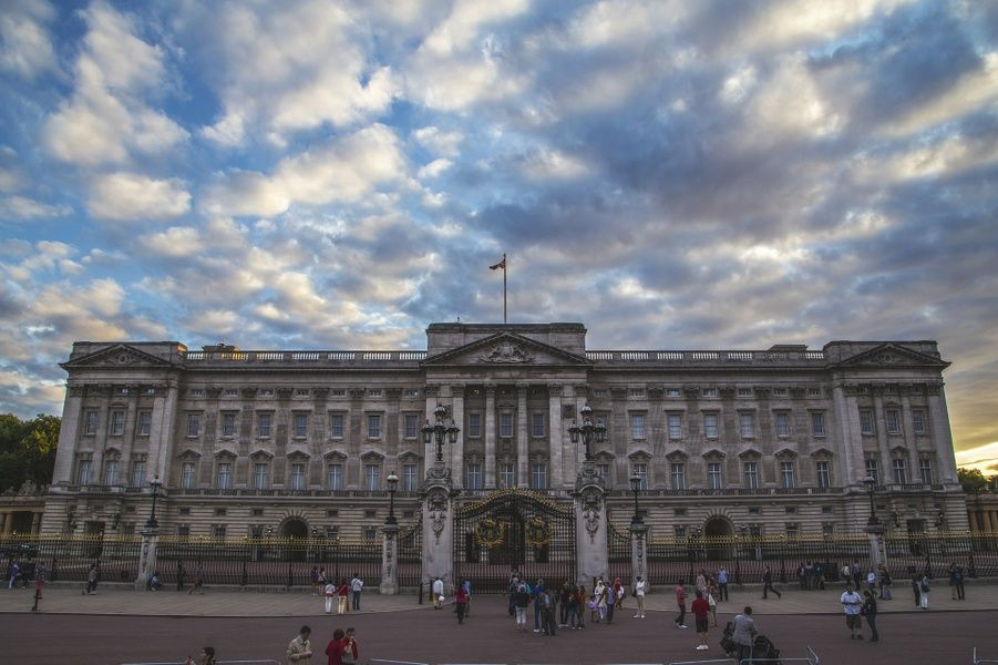 The regal Buckingham Palace is an awesome place to visit in London