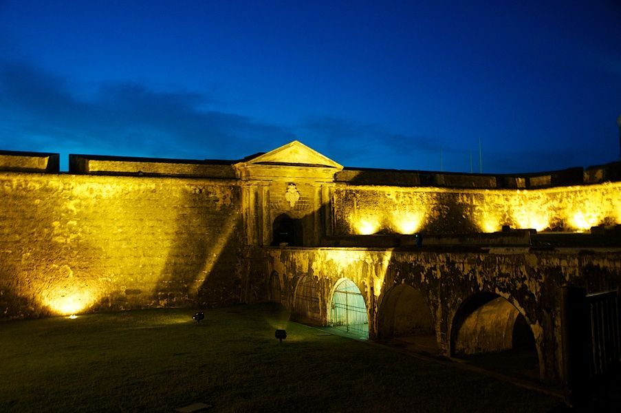 Ghost tours is one of many Puerto Rico tours
