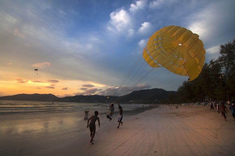 Exploring the beaches is one of the best things to do in Thailand