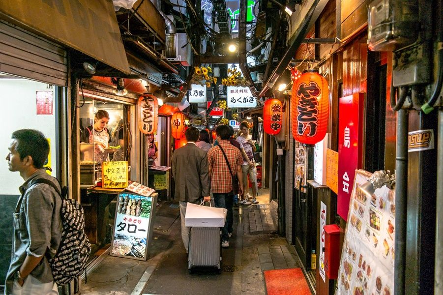 Nightlife Cool Things to Do in Tokyo
