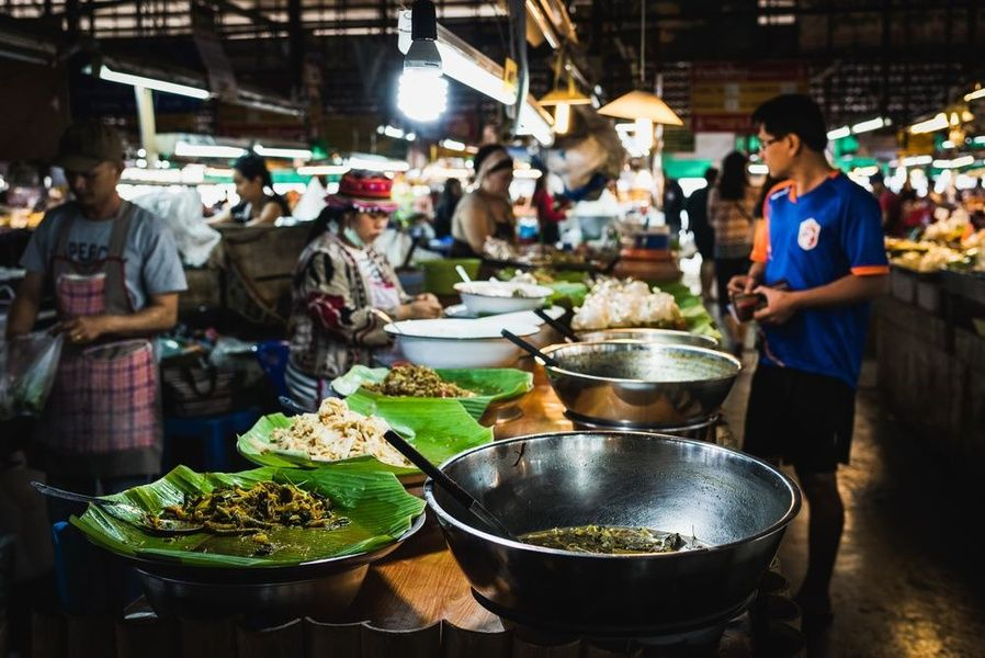 A Thailand travel FAQ: is the food safe?