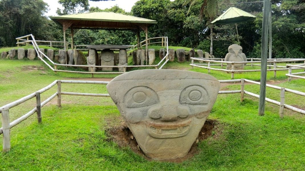 San Agustin Things to Do in Colombia
