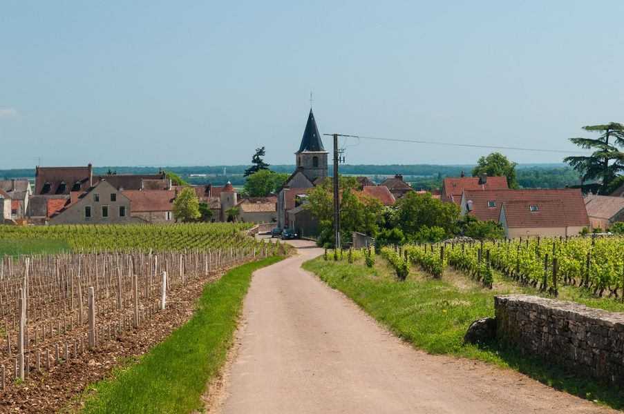 Burgundy is one of the best places to stay in France