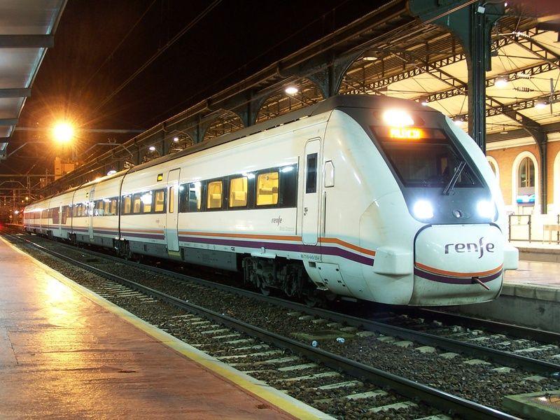Renfe Spain Transportation