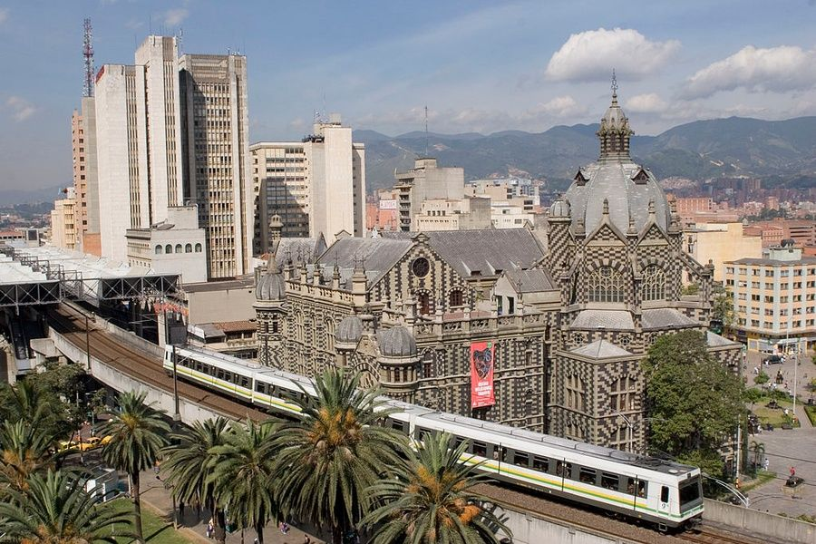 Medellin is one beautiful famous place in Colombia