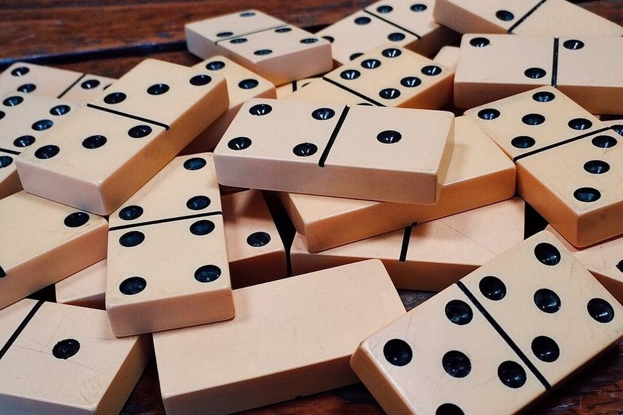 handcrafted dominoes to bring home from Cuba