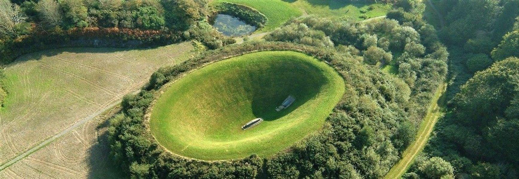 The Irish Sky Garden is off the beaten path in Ireland