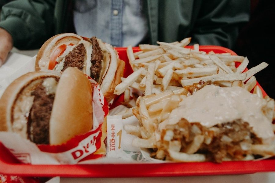 Eating at LA classics like In-N-Out can help keep your Los Angeles travel under budget