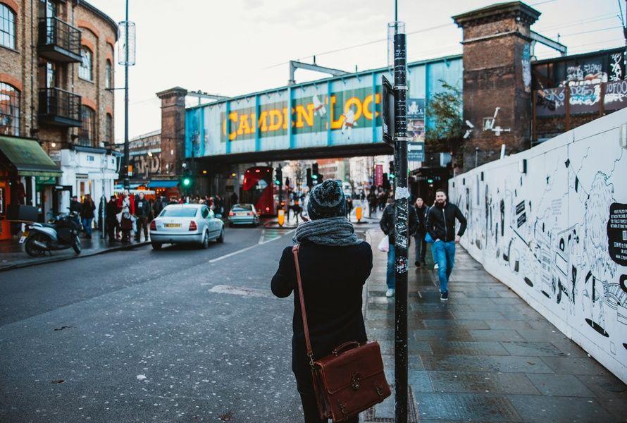 London is safe—female solo travelers love it