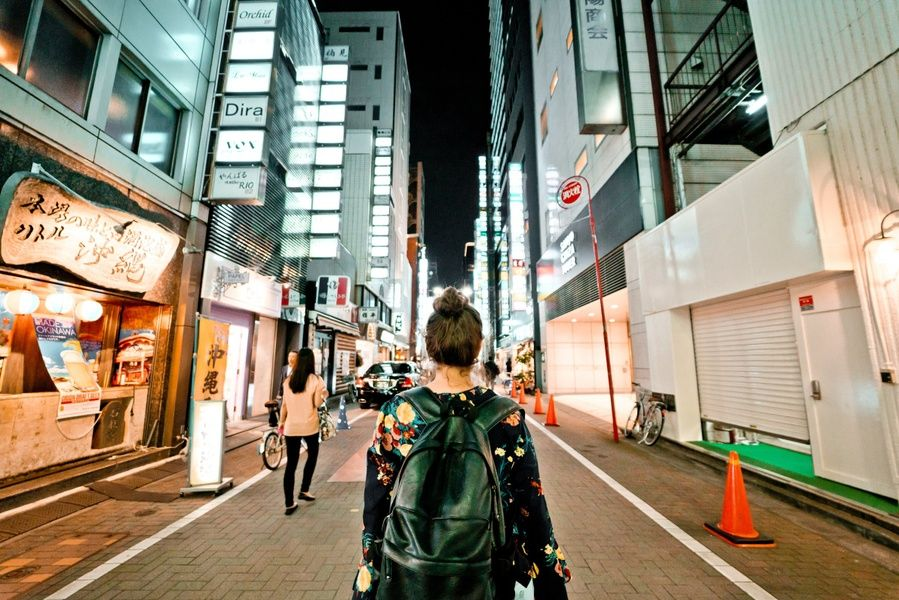 Shopping in Ginza is one of the top 10 things to do in Tokyo