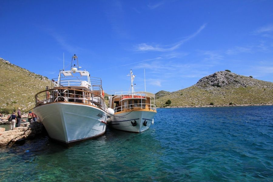 The Kornati Islands are some of the coolest places to visit in Croatia