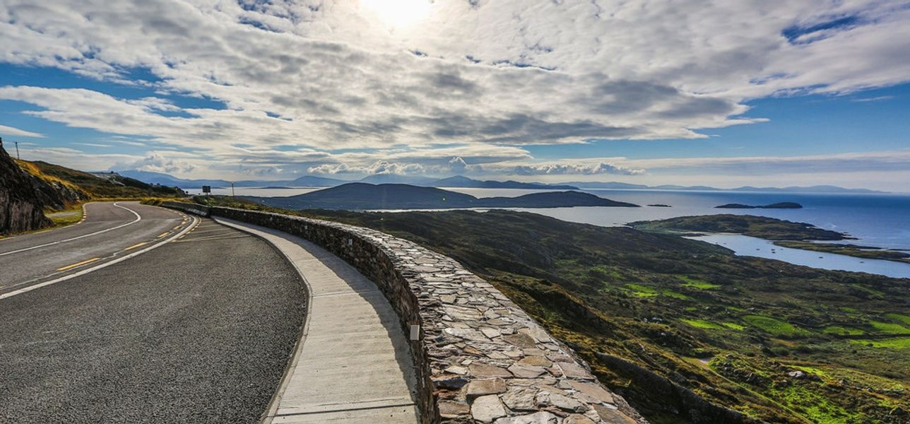 With 7 days in Ireland explore the Ring of Kerry