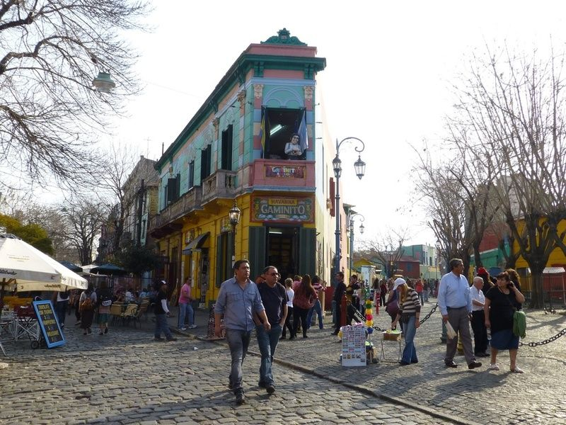 Where to stay in Buenos Aires? La Boca