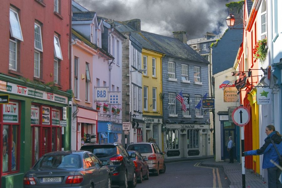 Enjoying Kinsale is a great thing to do in Cork
