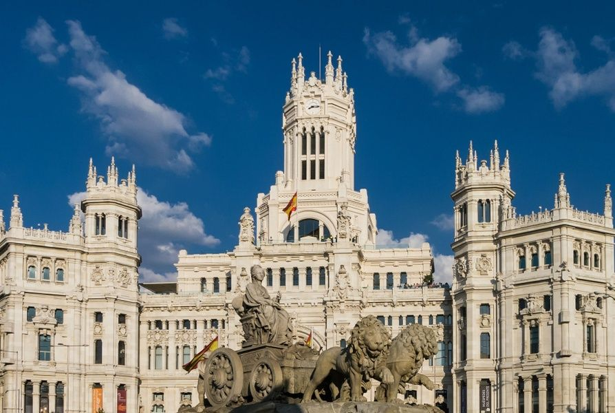 Where to stay in Spain? For incredible history and culture, stay in Madrid