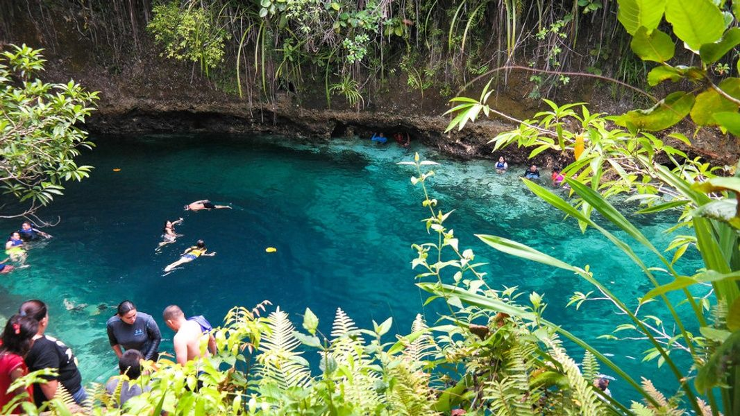 Hinatuan River is one of the best places to visit in the Philippines