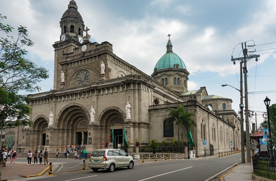 Where to stay in the Philippines? Intramuros in Manila