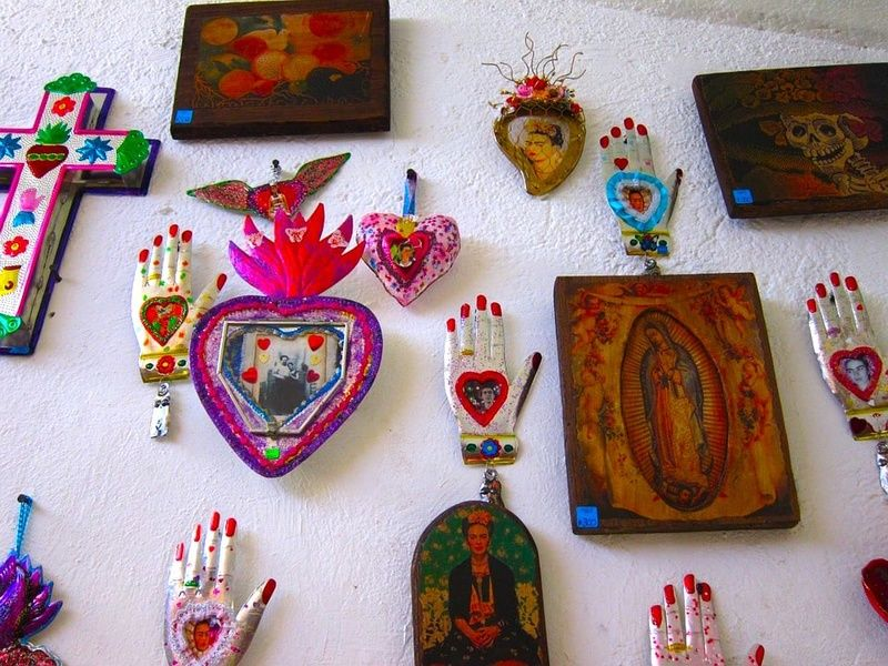 Frida Kahlo Museum  is one of the greatest Mexico City attractions