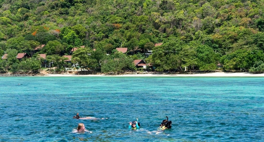 Where to Stay in Thailand? Phi Phi Islands