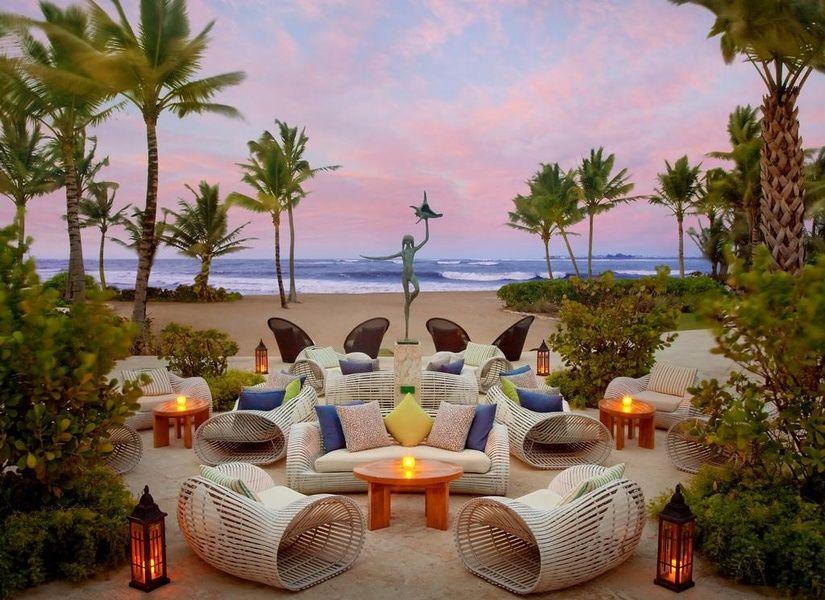 St. Regis Bahia Beach Resort is a beautiful and luxurious Puerto Rico beach resort