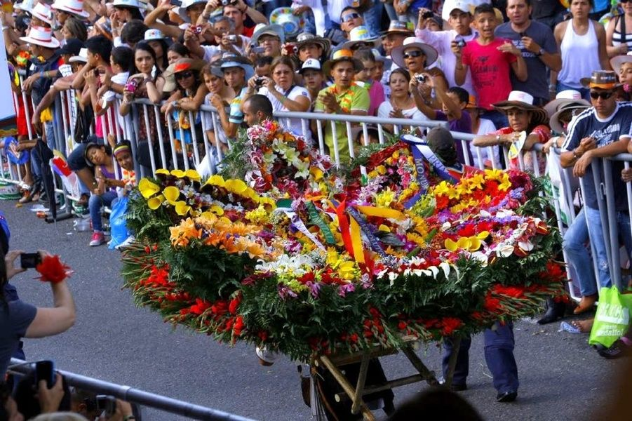 Medellin Flower Festival Things to Do in Colombia