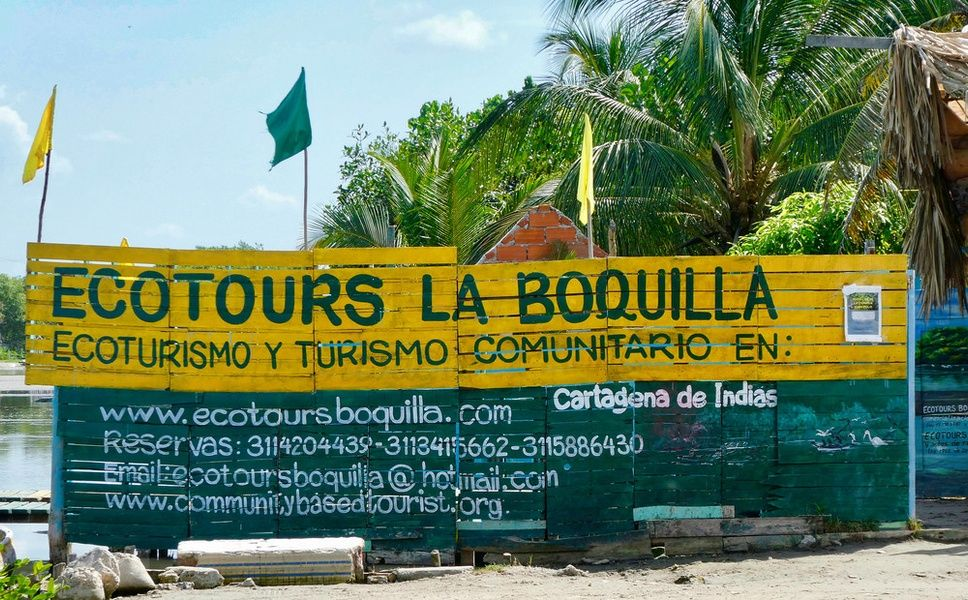 La Boquilla Day Trips from Cartagena