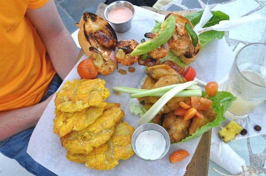Food Puerto Rico Family Vacation