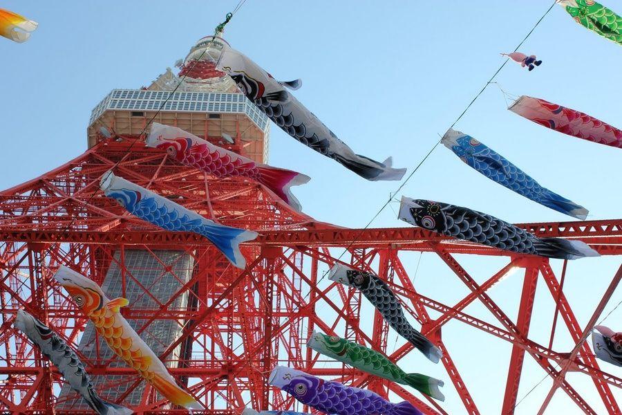 Japan's Golden Week is the best time to visit Tokyo Japan