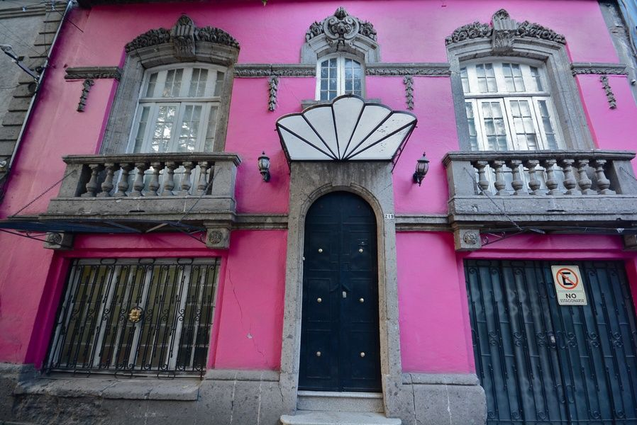 Lovely Condesa is one of the best neighborhoods to stay in Mexico City