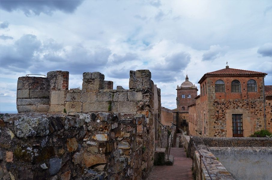 Where to stay in Spain if you're looking for fewer crowds and incredible history? Caceres