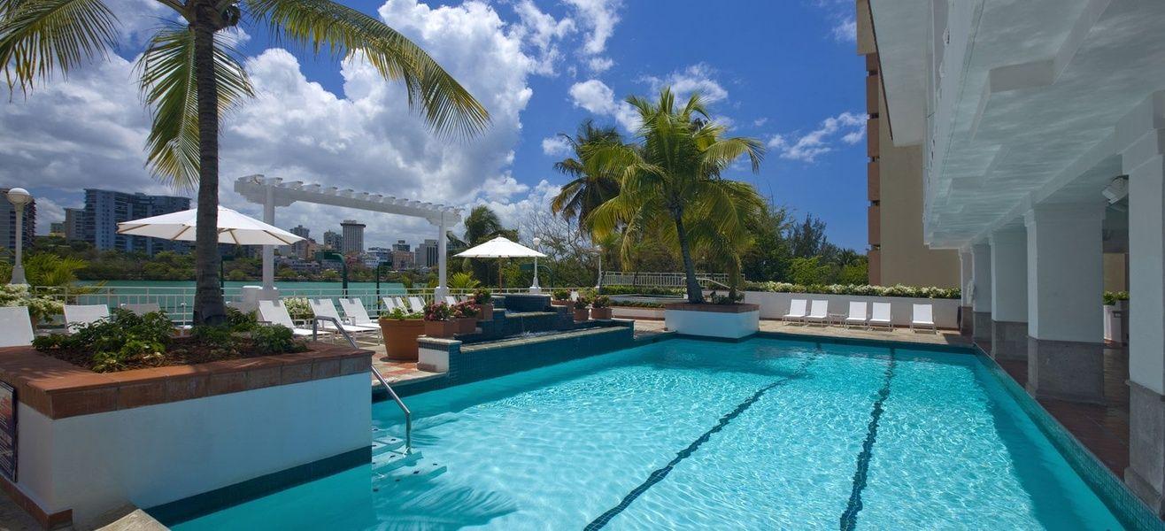 Condado Plaza Hilton is a glam Puerto Rico family resort