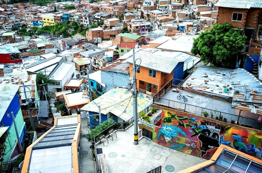 Comuna 13 Things to Do in Colombia