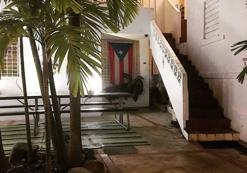 Mango Mansion is a well-loved hostel in Puerto Rico