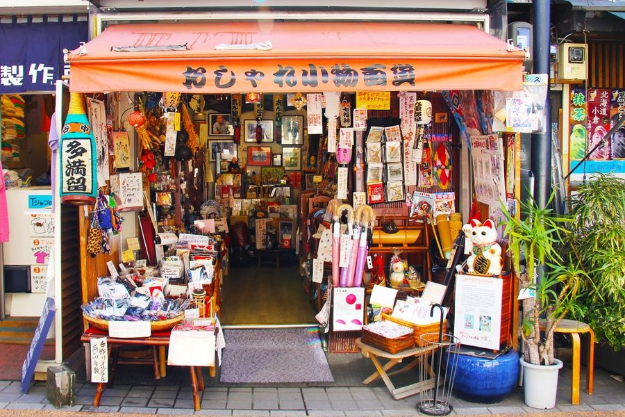 Shopping is one of the coolest things to do in Tokyo