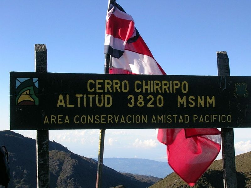 Mount Chirripó is one of the coolest places to visit in Costa Rica